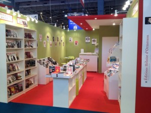 salon du livre paris 2