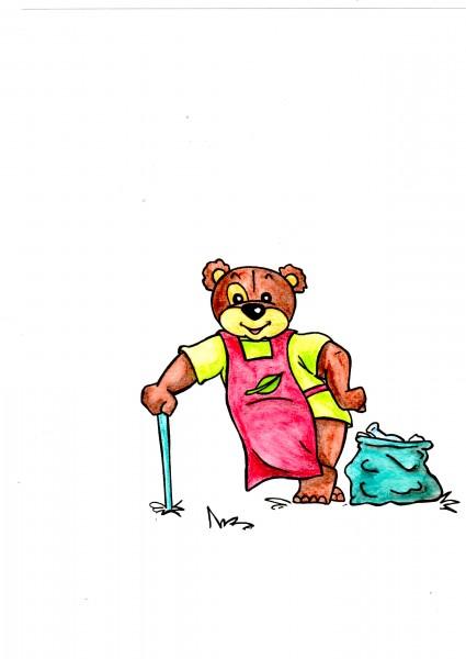 livre pour enfants sur l'écologie