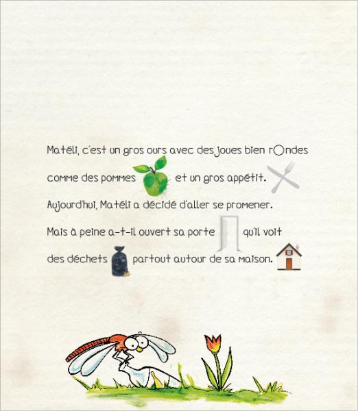 MATELI - texte dessin