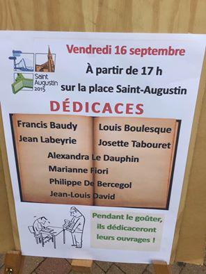 rencontre auteurs Jean-Louis David
