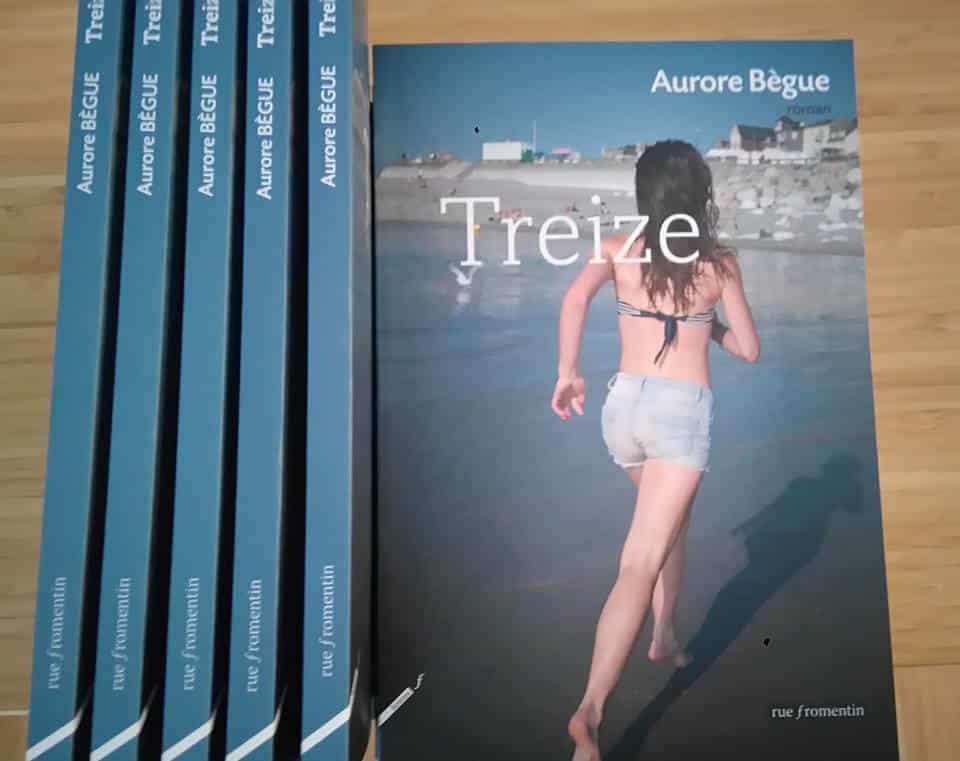 """""""Treize"""" d'Aurore Bègue"""