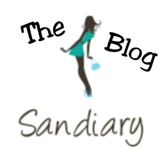 Sandiary blogueuse