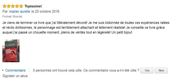 L Importance Des Avis Amazon Alexandra Le Dauphin