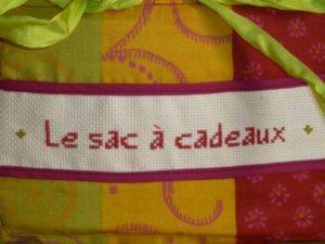 sac à cadeaux 2