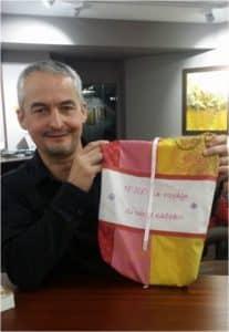 sac à cadeaux